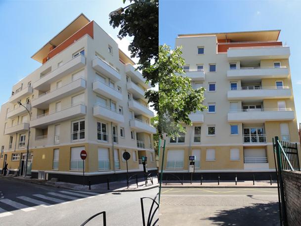 Résidence le Landy à Saint Ouen